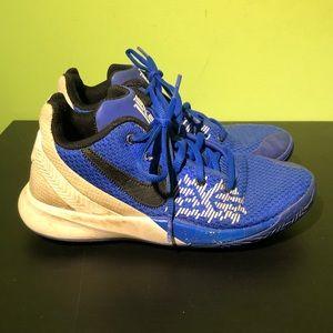 Nike Kyrie Flytrap II Racer Blue GS Size 4Y